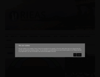 rieas.gr screenshot
