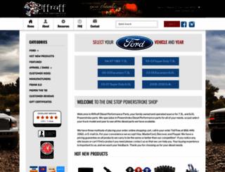riffraffdiesel.com screenshot