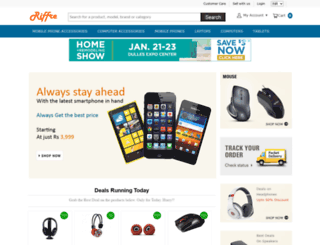 riffre.com screenshot