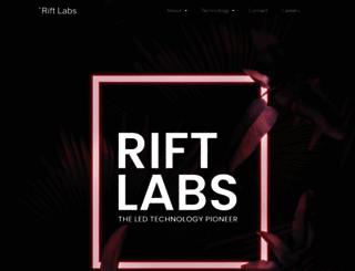 riftlabs.com screenshot