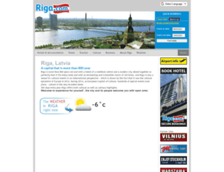 riga.com screenshot