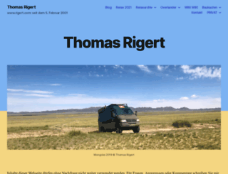 rigert.com screenshot