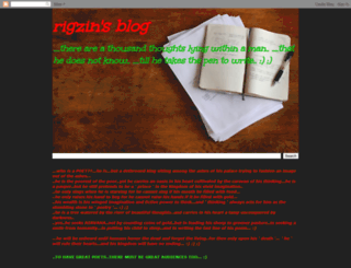 riggs-riggs.blogspot.in screenshot
