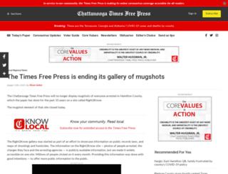 right2know.timesfreepress.com screenshot