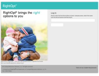 rightoptexchange.com screenshot