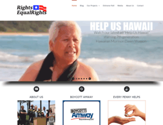 rightsequalrights.com screenshot