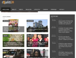 rijaliti24.info screenshot