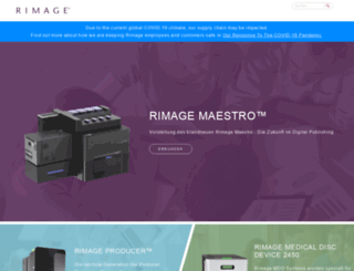 rimage.de screenshot