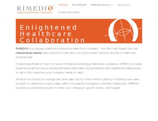 rimedio.com screenshot