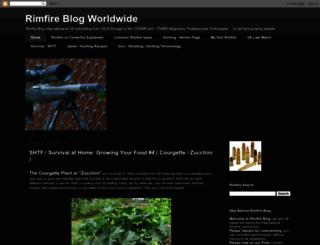 rimfireblog.blogspot.com screenshot