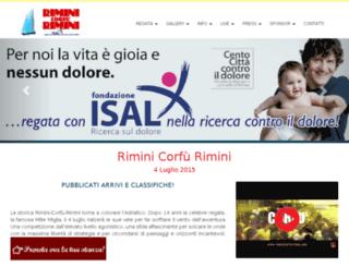 riminicorfurimini.com screenshot