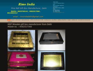 rimoindia.com screenshot