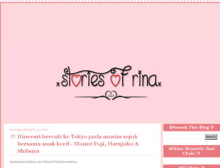 rinastories.blogspot.com screenshot