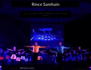 rince-samhain.de screenshot