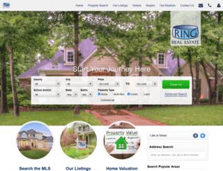 ring-realestate.com screenshot