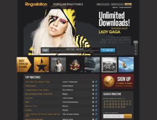 ringostation.com screenshot