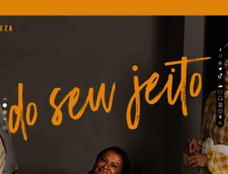 riomarfortaleza.com.br screenshot