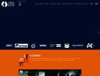 riooilgas.com.br screenshot