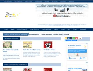 riotarjetas.com screenshot