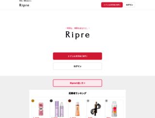 ripre.com screenshot