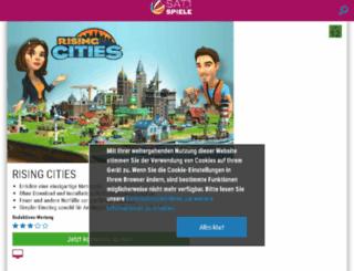 rising-cities.sat1spiele.de screenshot
