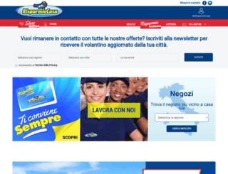 risparmiocasa.com screenshot
