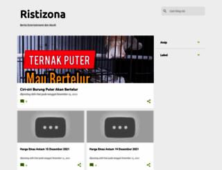 ristizona.blogspot.com screenshot