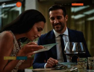 ristorantelaverandabardolino.it screenshot