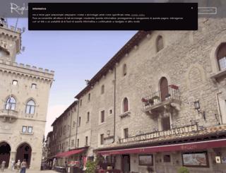 ristoranterighi.com screenshot