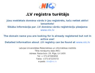 rit.lv screenshot