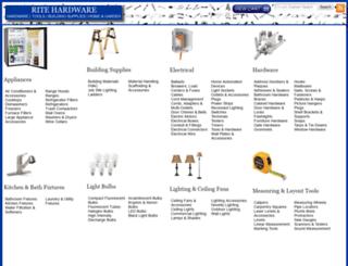 ritehardware.com screenshot