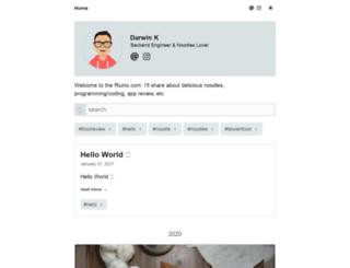 riunix.com screenshot