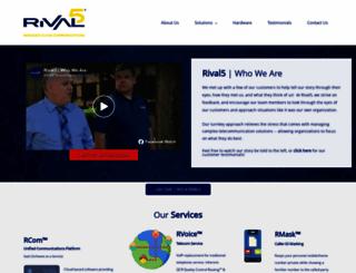 rival5.com screenshot