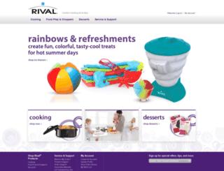 rivalproducts.com screenshot