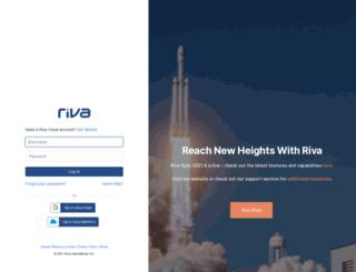 rivasync.com screenshot
