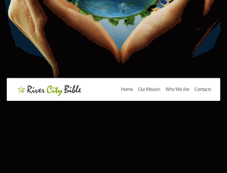 rivercitybible.com screenshot