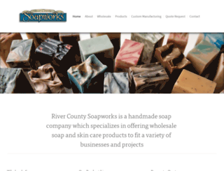 rivercountysoap.com screenshot