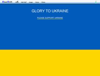 riverdrift.com screenshot