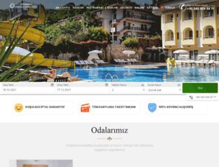 riverohotel.com screenshot