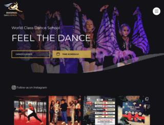 riverparkdanceschool.sk screenshot