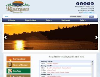 riverportnovascotia.ca screenshot