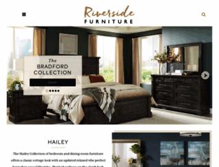 riverside-furniture.com screenshot