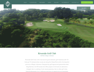 riverside-golf.com screenshot
