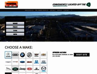 riversideautocenter.com screenshot