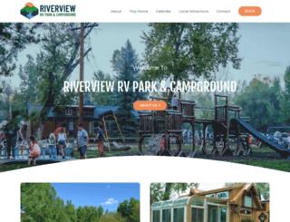 riverviewrv.com screenshot