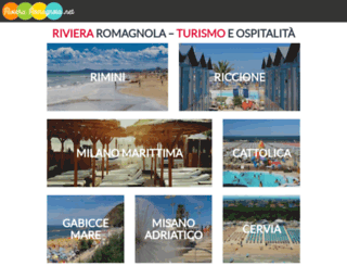 rivieraromagnola.net screenshot