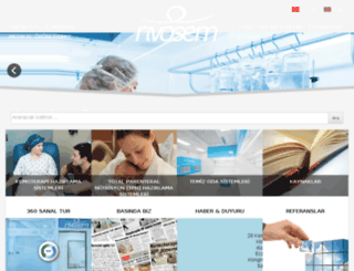 rivosem.com.tr screenshot