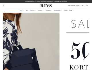 rivs.nl screenshot