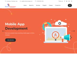 rivvottechnologies.com screenshot