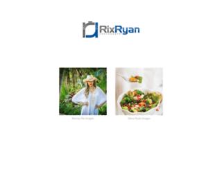 rixryan.dphoto.com screenshot